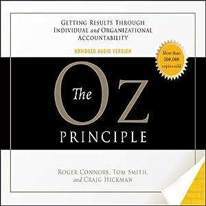 The Oz Principle Audiobook