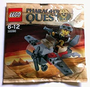 LEGO Pharaohs Quest: Desert Glider Set 30090 (Bagged)