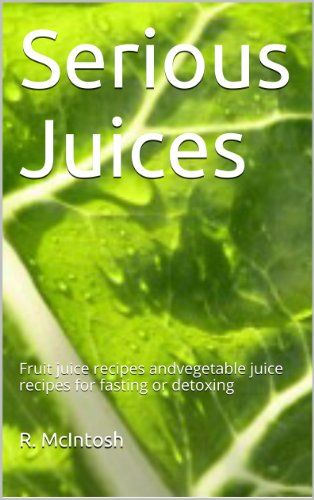 Fruit And Vegetable Juice Recipes