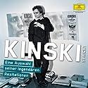 Kinski spricht: Eine Auswahl seiner legendären Rezitationen Hörbuch von  div. Gesprochen von: Klaus Kinski