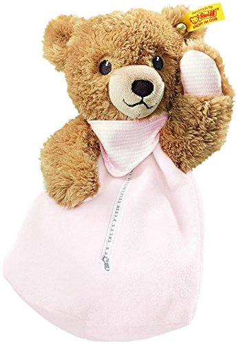 Steiff Sleep-Well-Bear Heat Cushion - Pink