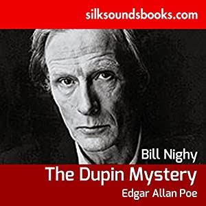 The Dupin Mysteries Audiobook