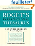 Roget's International Thesaurus, 7th...
