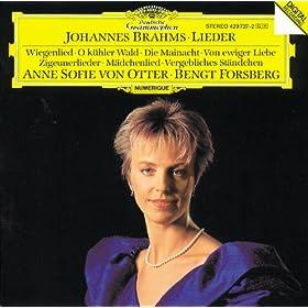 Brahms: Wiegenlied, Op.49, No.4