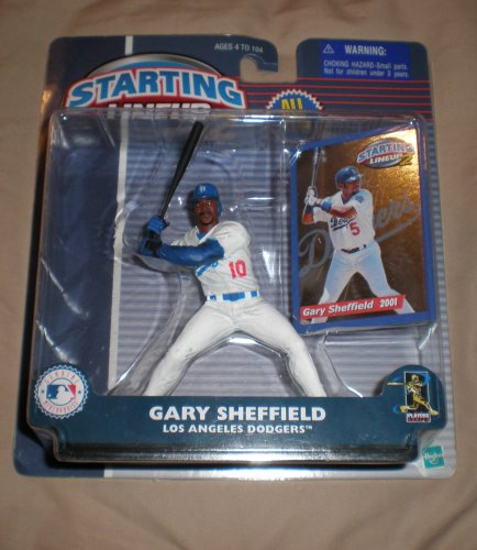2000 Gary Sheffield MLB Baseball Starting Lineup 2 Figure