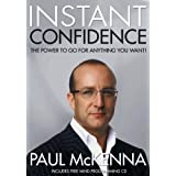 Instant Confidence  (Book and CD)by Paul McKenna