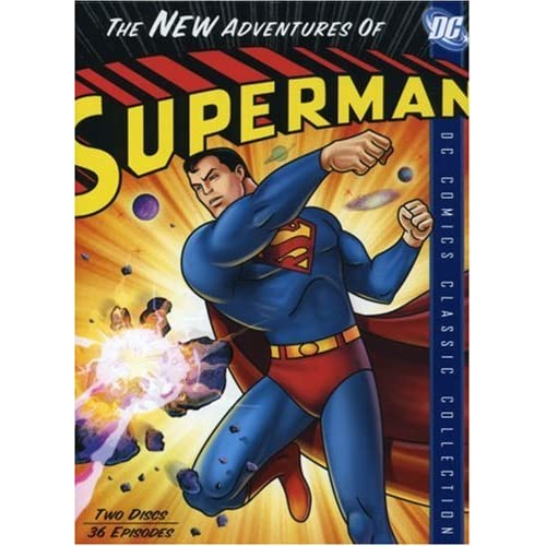 IMWAN • [2008-08-12] DC Superhero Filmation Cartoons On DVD
