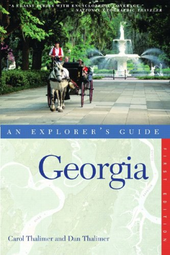 Georgia: An Explorer's Guide