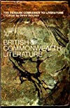 The Penguin companion to literature;: Britain and The Commonwealth,