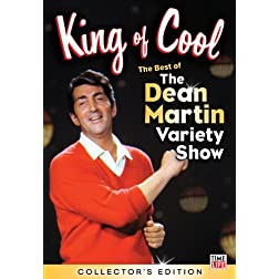 The King of Cool: Best of Dean Martin Variety Show (Collector's Edition)