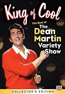 King of Cool:  The Best Of The Dean Martin Variety Show [Collector's Edition 6 DVDs]