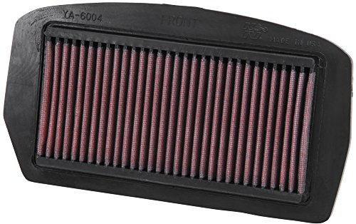 K&N YA-6004 Yamaha High Performance Replacement Air Filter (Fz6 Air Filter compare prices)