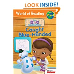 Caught Blue-Handed: Pre-Level 1 (World of Reading)