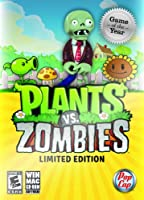 Plants Vs. Zombies Limited Edition - PC/Mac (Game of the Year) by PopCap Games