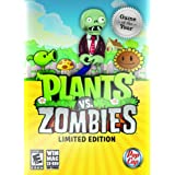 Plants Vs. Zombies Limited Edition - PC/Mac (Game of the Year) ~ PopCap Games
