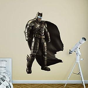 Fathead Batman vs. Superman - Batman Power Armor Wall Decal at Gotham City Store