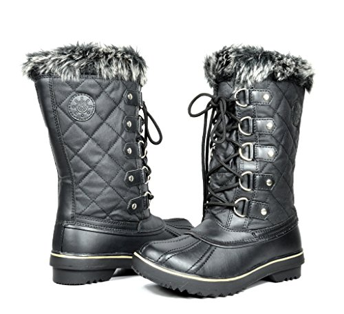 gw-womens-1560-1-black-water-proof-snow-boots-8-m-us