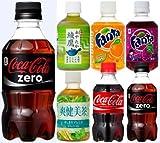 【コカコーラ社商品以外同梱不可】[48本]コカ・コーラ ゼロ300mlPET×24本と、選べるお好きなコカコーラ製品 合計2ケース (コカ・コーラ300mlPET×24本)