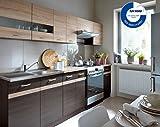 Küche 240cm von FIWODO® - ERWEITERBAR - günstig
