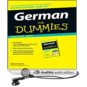 German For Dummies (Unabridged)