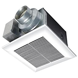 FV-08VQ5 WhisperCeiling 80 CFM Ceiling Exhaust Bath Fan ENERGY STAR* - Exhaust Fan-YOW