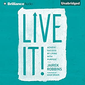 Live It! Audiobook