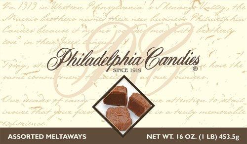 Philadelphia Candies Milk Chocolate Assorted Meltaways