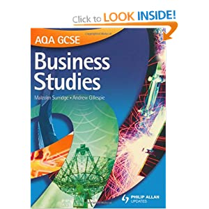 coursework gcse business studies