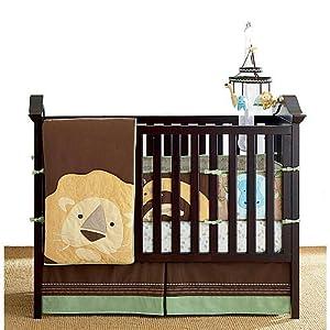 Amy Coe Zoology Crib Bedding