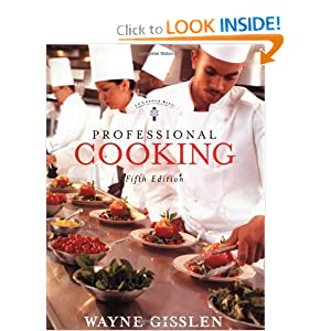 Professional Cooking - Wayne Gisslen