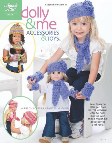 Dolly & Me Accessories & Toys (Annie's Attic)