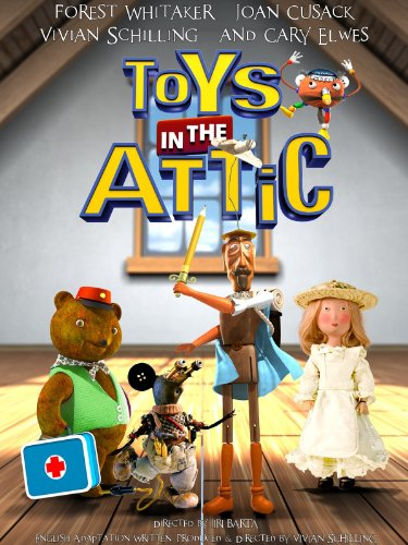 Amazon Com Toys In The Attic Forest Whitaker Joan
