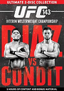 UFC 143: Diaz vs Condit (Ultimate 2-Disc Collection)