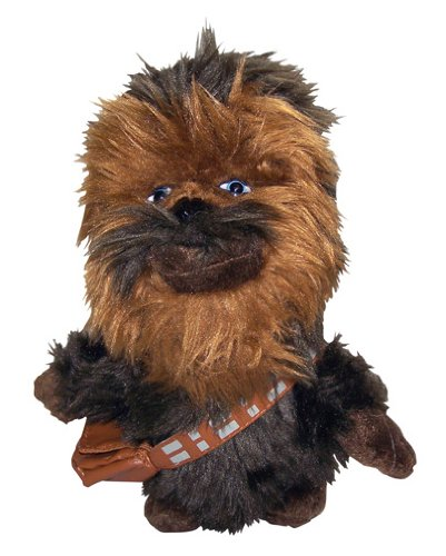 Comic Images Super Deformed Chewbacca Plush Toy - 1