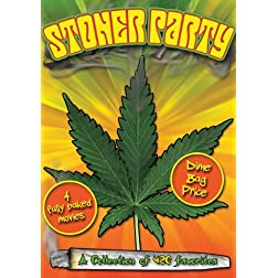 Stoner Party (4 Movie Collection)