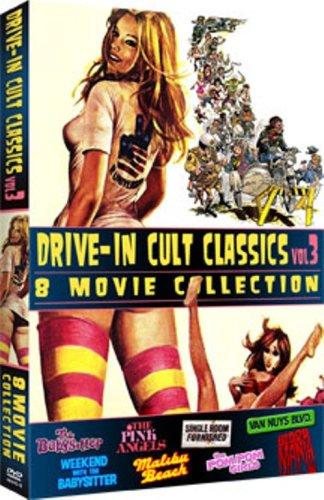 Drive-In Cult Classics, Vol. 3 [DVD] [Region 1] [US Import] [NTSC]