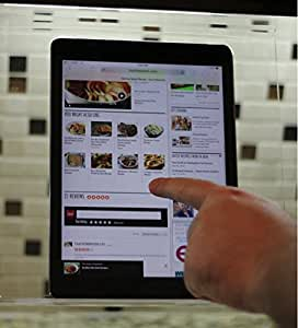 The Original Patented Kitchen IPad Rack / Stand / Holder For All Tablet PC's, Smartphones and Cookbooks Too