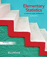 Elementary Statistics: A Step By Step Approach, 8th Edition Front Cover