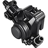 Shimano M375 Post Mount Brake Caliper Black 2016 (Color: Black, Tamaño: Post Mount - Front or Rear)