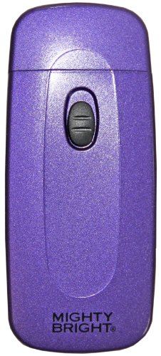 Mighty Bright 42313 Ultrathin Led Book Light, Purple