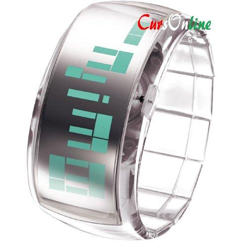 cursonline-montre-femme-pixels-pour-enfant-led-watch-bracelet-odm-nouveau-modele-extra-led-lumineuse