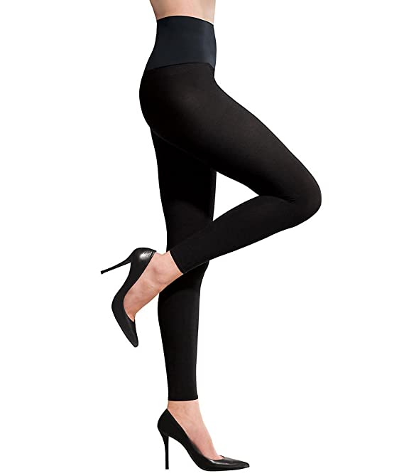 Commando Ultimate Opaque Footless Tights