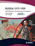 Russia 1917-1939: Gcse Modern World History for Edexcel (0340984406) by Waugh, Steve