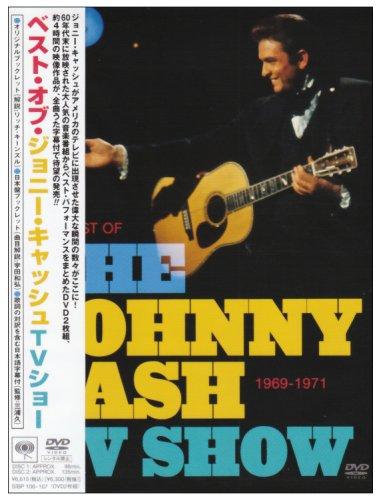 ベスト・オブ・ジョニー・キャッシュTVショー [DVD]