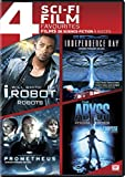 I, Robot / Independence Day / Prometheus / The Abyss (Bilingual)