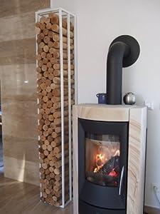 aci direkt new york support pour empiler le bois de chauffage cuisine maison. Black Bedroom Furniture Sets. Home Design Ideas