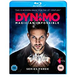 Dynamo: Magician Impossible-Series 3 [Blu-ray]