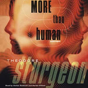 More Than Human | [Theodore Sturgeon]