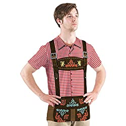 Octobeerfest Oktoberfest Lederhosen Beer October T-Shirt