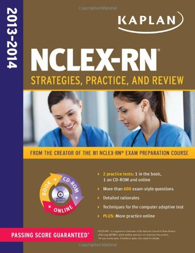 Nclex-Rn Strategies, Practice, And Review, 2013-2014 front-229383